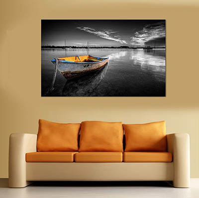 סירה עם רקע שחור לבןסירה פרויקטים