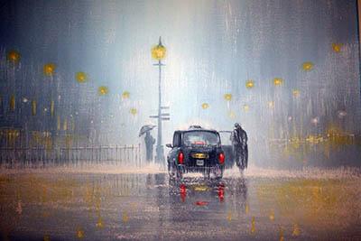 לונדון - רומנטיקה