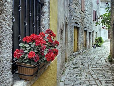 רחוב קרואטיה  croatiaרחוב קרואטיה  croatia