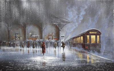 תחנת רכבתתחנת רכבת