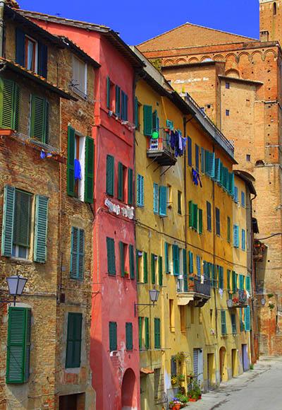 סיינה  איטליה  -  Siennaסיינה  איטליה  - _Under the Tuscan Sun...Sienna