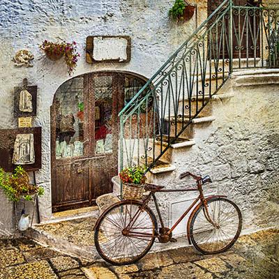 איטליהאיטליה  אופניים