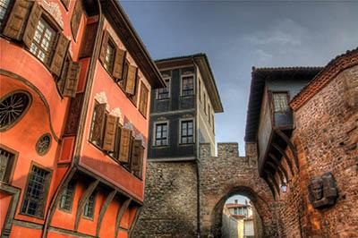 פלובדיב - בולגריהפלובדיב - בולגריה  Old Town Plovdiv