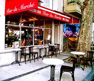 בית קפה    פאריז   פריז