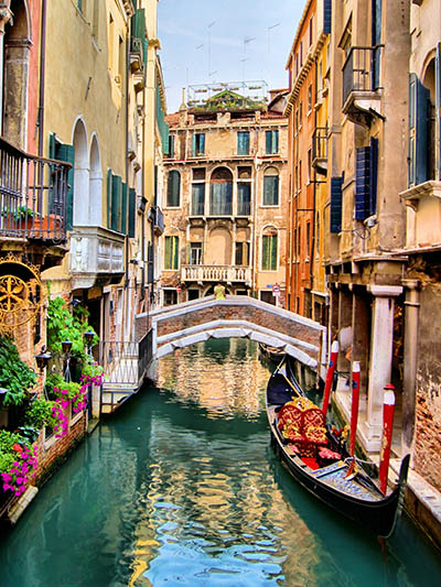 ונציה  -  Veniceונציה  -  Venice  גשר