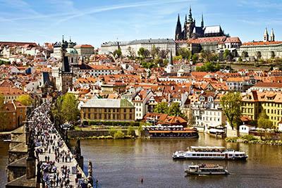 פראג  prague_Prague. Street      גשר
