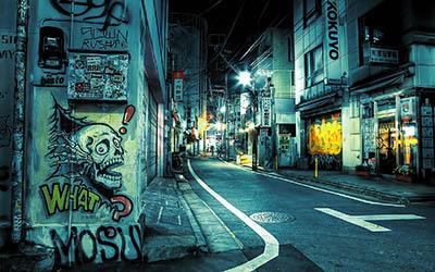 טוקיו  street-graffiti-in-tokyoטוקיו  street-graffiti-in-tokyo