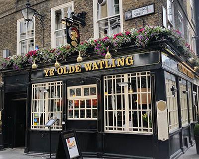 לונדון - london_pubלונדון - london_pub
