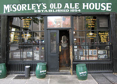 McSorley's_Old_Ale_House  New YorkMcSorley's_Old_Ale_House  New York