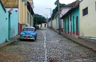 קובה   cuba   _Street_in_Trinidad,_Cuba