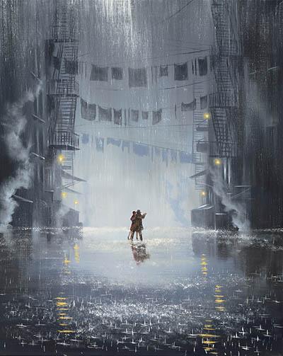 ריקוד בין הטיפות  dance-between-the-raindropsריקוד בין הטיפות  dance-between-the-raindrops