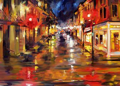 אורות הרחובאורות הרחוב