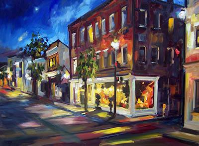 רחוב בערברחוב בערב