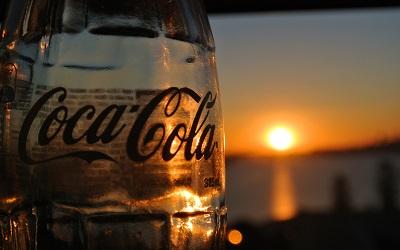 Glass  Coke  SunsetGlass  Coke  Sunset  תמונות של משקאות