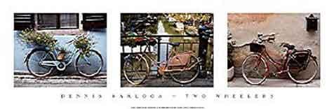 אופניים אופניים נהר הולנד