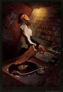 הדי ג'יימוסיקה קלאסי קלסי   ג'ז גז גאז להקה נגנים שחור לבן תקליט סי די  הופעה אתני