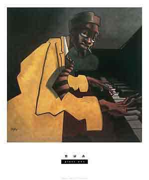איש הפסנתרמוסיקה קלאסי קלסי ג'ז גז גאז להקה נגנים שחור לבן זמרת הופעה אתני