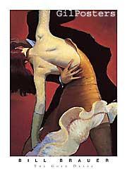ביל בראוורזוג זוגיות טנגו סלו מסיבה שמלות ריקודים ריקוד סוער סקסי מחול לרקוד ביחד סלון חדר שינה