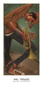 מר בראסמוסיקה גריבלדי ג'ז גז גאז להקה נגנים שחור לבן הופעה אתני זמרת רקדנית בלוז