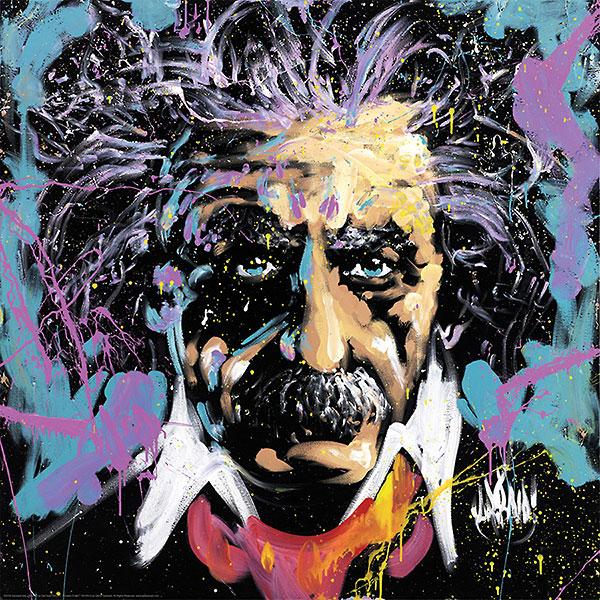 איינשטין E=MC2אלברט איינשטיין, צבעוני, צבעים, איינשטין
