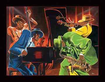 Mood 4 Jazzמוסיקה ג'אז ג'ז נגנים גיטארה גיטרה הופעה אתני מוד מצב רוח