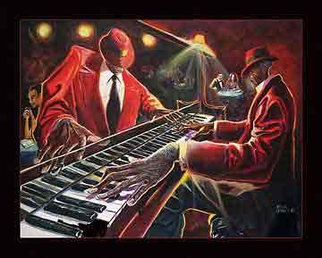 Reflectionsמוסיקה ג'אז ג'ז נגנים גיטארה גיטרה הופעה אתני מוד מצב רוח פסנתר