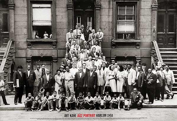 פורטרט ג'אזצילום , ג'אז, גדולי הג'אז, שחור לבן, מוסיקה, מוסיקאים, נגנים, קלאסיקה, אמנים