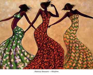 קצבמוסיקה ריקוד מחול אתני דמויות גאז ג'ז מסיבה חברים שלישייה