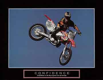 ביטחוןנחישות הרפתקאה סיכון כיף fun יחד ספורט להעיז אופנוען