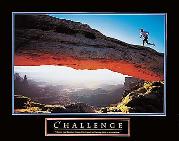 האתגר-ריצהמוטיבציה רץ שטח נוף הרים צילום