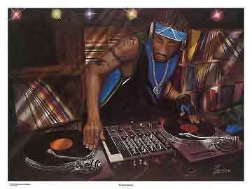 אומן הסקרצ'מוסיקה די גיי תקליט סי די מסיבה