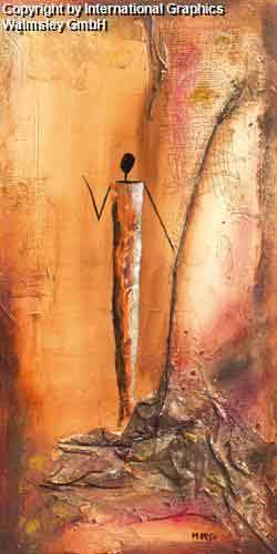 דמותמזרחי אורינטלי חם נאיבי חום כתום דקורטיבי מעוצב עיצוב דמות דמויות