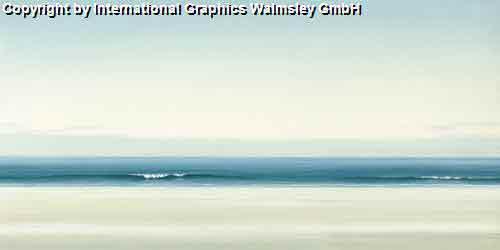הים הלוחשכחול שמים רוגע נוף