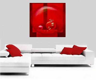 אדום עדיןתמונות לסלון תמונות לבית פרויקטים סט תמונות