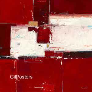 אדום 1 עיצוב דקורציה נוף פנים אדריכלות מודרני אדום חם