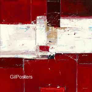 אדום 2 עיצוב דקורציה נוף פנים אדריכלות מודרני אדום חם