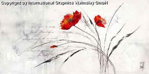 אדום ושחור 1אדום שחור לבן גבעול פרח ארוך עיצוב פינת אוכל סלון חדר שינה