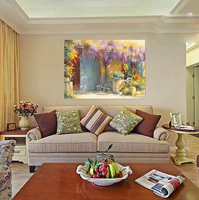 נוף כפריתמונות לסלון תמונות לבית פרויקטים סט תמונות