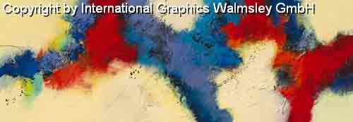 בריזה של ערבזריקת צבע סלון מודרני דקורטיבי עיצוב כחול צהוב אדום