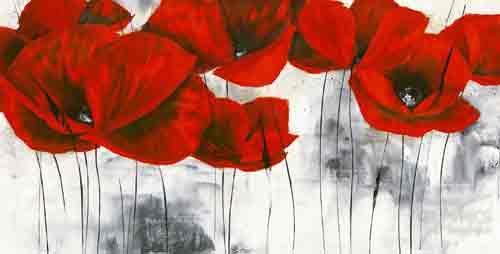 ריקוד באדוםורד רוז אדום כהה פרח דקורטיבי זר עיצוב הבית מטבח סלון