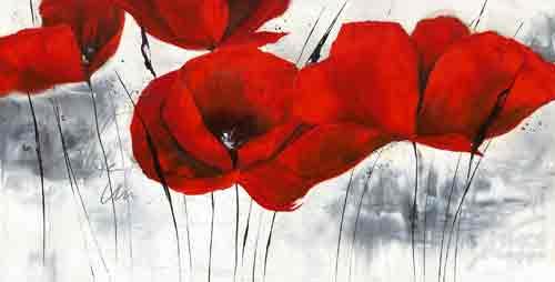 ריקוד באדום 2ורד רוז אדום כהה פרח דקורטיבי זר עיצוב הבית מטבח סלון