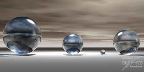 דמיון 3כדורים, כסף, מודרני, כסוף, אבסטרקט, אפור , לבן, שחור, צילום, גולות