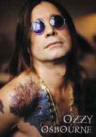אוזי אוזבורן מוסיקה זמר רוק קצב פופ רוק כבד Ozzy Osbourne