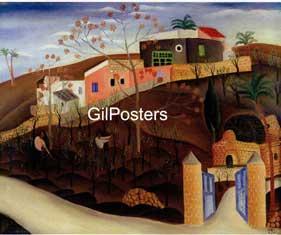 ראובן רובין - עין כרםאמנות יהודית ישראלית בית ראובן רובין בית ירושלים