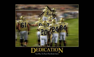 Dedication - Motivation