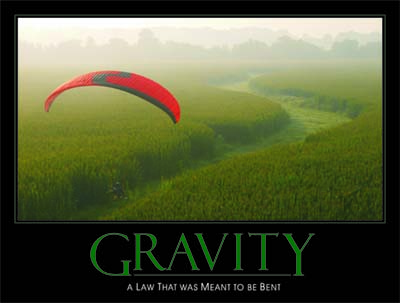Motivation - Inspirational - Gravity