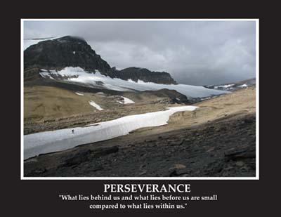 Motivation - perseverance