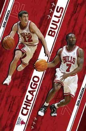 CHICAGO BULLS TEAMספורט  אלוף אליפות אלופים שחקן אנ.בי.איי אן בי איי שיקאגו בולס קבוצה הטבעה
