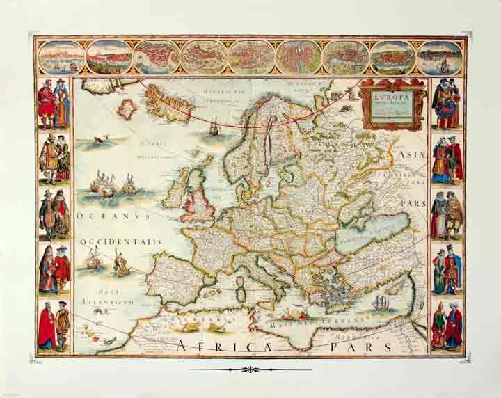 מפת עולם עתיקה 4מפות ישנות עתיקות גלובוס חדרי ילדים משרדים עולם מפה