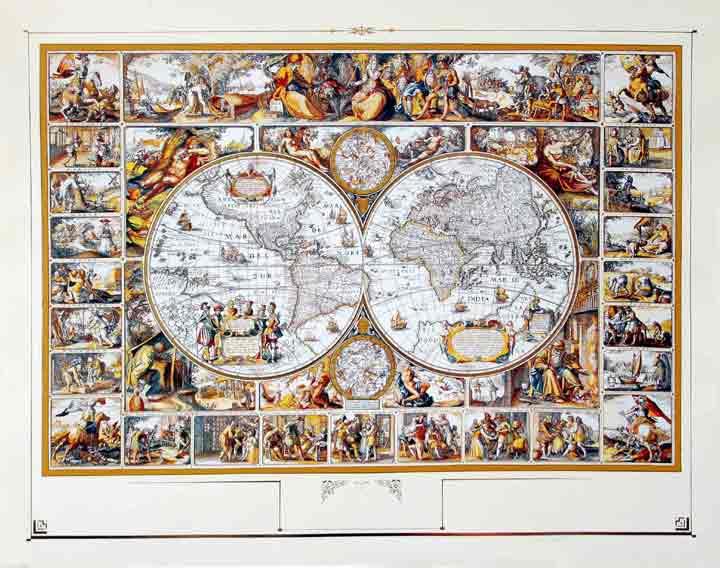 מפת עולם עתיקה 9מפות ישנות עתיקות מפה עולם גלובוס מתנה חדר ילדים משרד